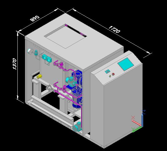 Integrated Sterilizer And Shredder, Waste Medical Shredder, Biomedical Waste Disposal, Waste Medical Disposal