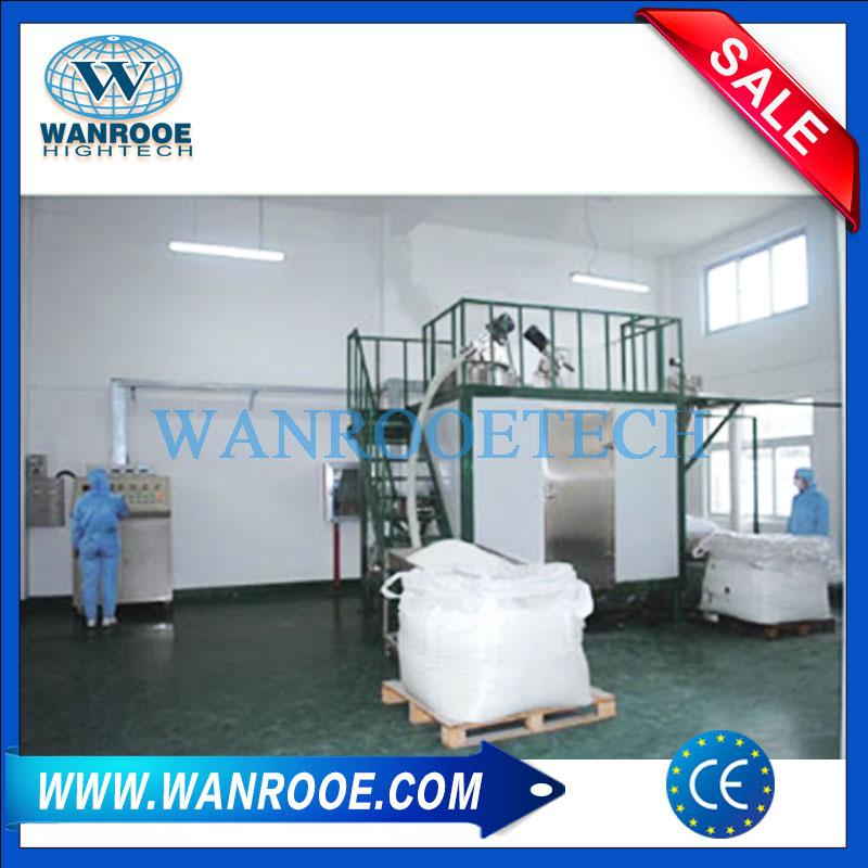 Cryogenic Pulverizer, Cryogenic Pulverizer System, PA66 Pulverizer, PA6 Pulverizer, Cryogenic Plastic Pulverizer