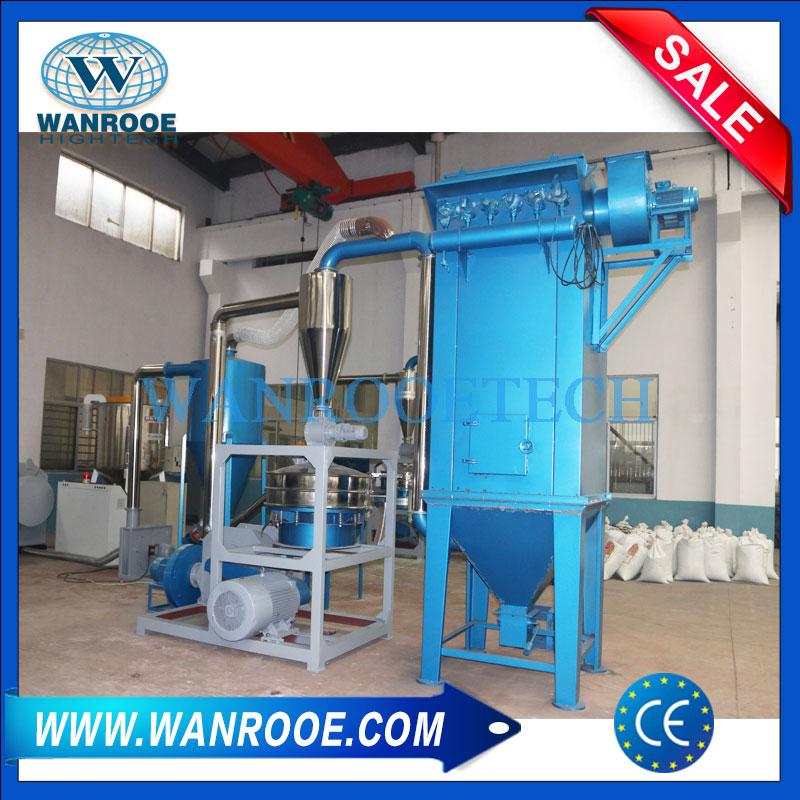 PVC Powder Making Machine, PVC Pulverizer, PVC Miller, PVC Grinder, PVC Milling Machine