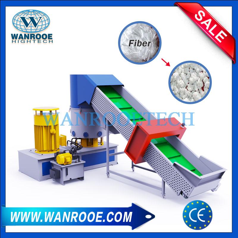 Agglomerator Machine For Sale, Fiber Agglomerator, PET Densifier Machine, Clothes Agglomerator, Nylon Agglomerator, Tape Agglomerator
