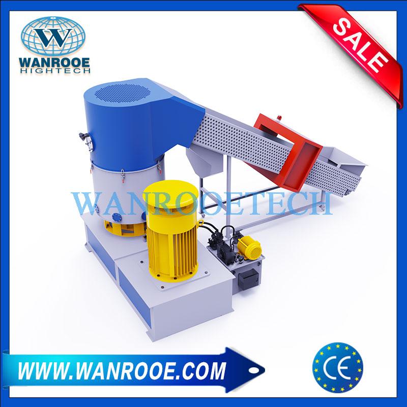 Non-woven Agglomerator, Cloth Agglomerator, Meltblown Cloth Agglomerator, Mask Compactor, Non-woven Compactor