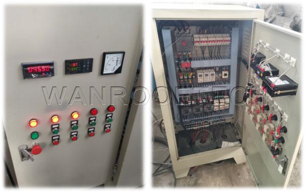 rubber pulverizer control cabinet