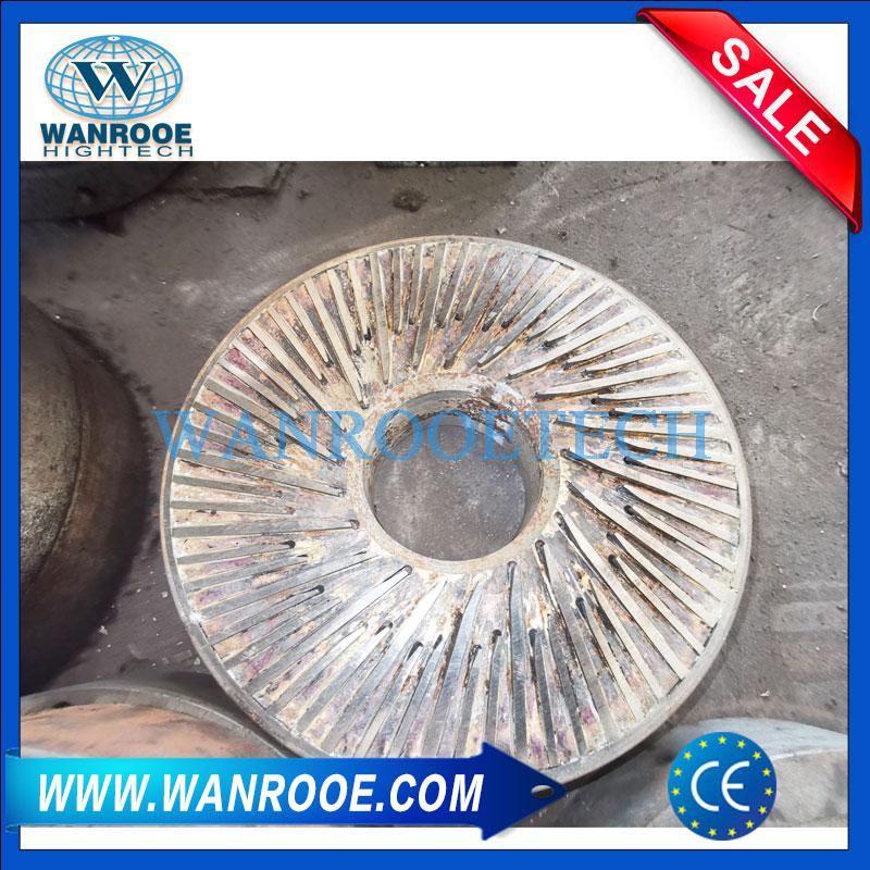 rubber grinder blade, rubber pulverizer blade, tire pulverizer blade, tire pulverizer knife, rubber mill blade