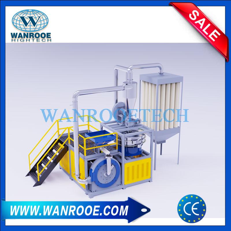 TPU Mill,TPU Pulverizer, TPU Powder Making Machine, TPU Grinder, TPU Recycling Machine