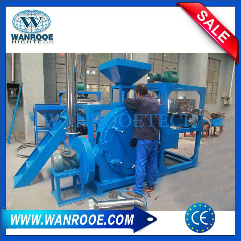 PP Pulverizer, PE Pulverizer, Plastic Pulverizing Machine, Plastic Powder Making Machine, Plastic Milling Machine