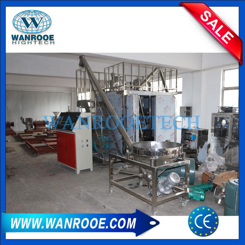 Cryogenic Milling Machine, Cryogenic Grinding Machine, Cryogenic Pulverizing Machine, ABS Pulverizing Machine, Pulverizing Machine