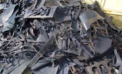 Shoe Shredder, Shoe Crusher, Shoe Pulverizer, Shoe Recycling Machine