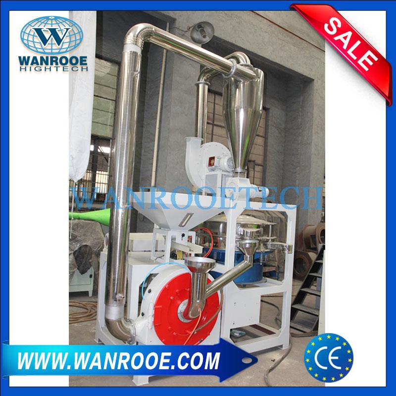 Plastic Pulveriser, LLDPE Pulveriser, Plastic Pulveriser For Sale, LDPE Pulveriser, LDPE Grinder