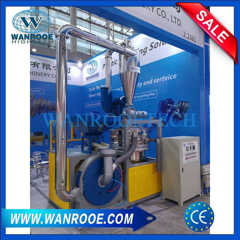 LLDPE Pulverizer, LDPE Pulverizer, LLDPE Grinder, LLDPE Mill, LLDPE Pulverizer For Sale