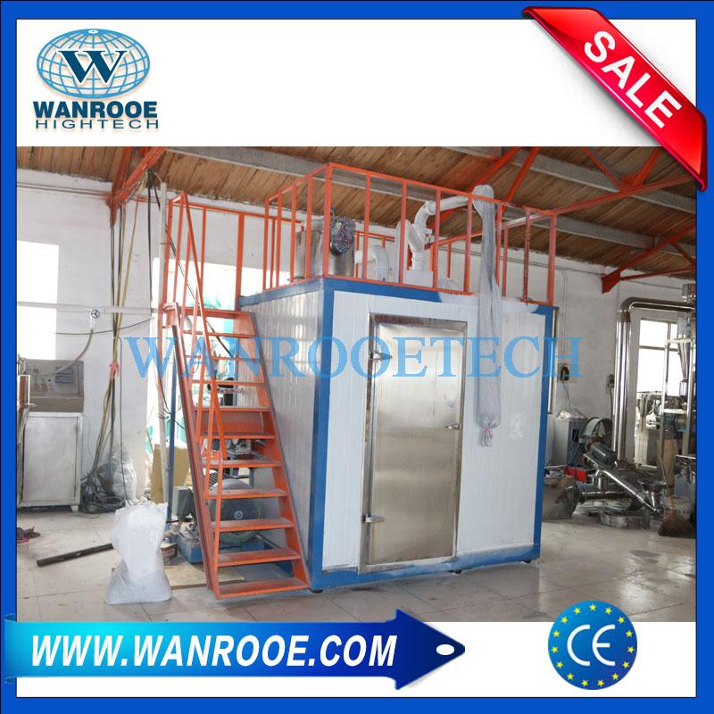 Plastic Milling Machine, PE Mill, Freezing Pulverizer, Freezing Grinder, Plastic Grinder Price
