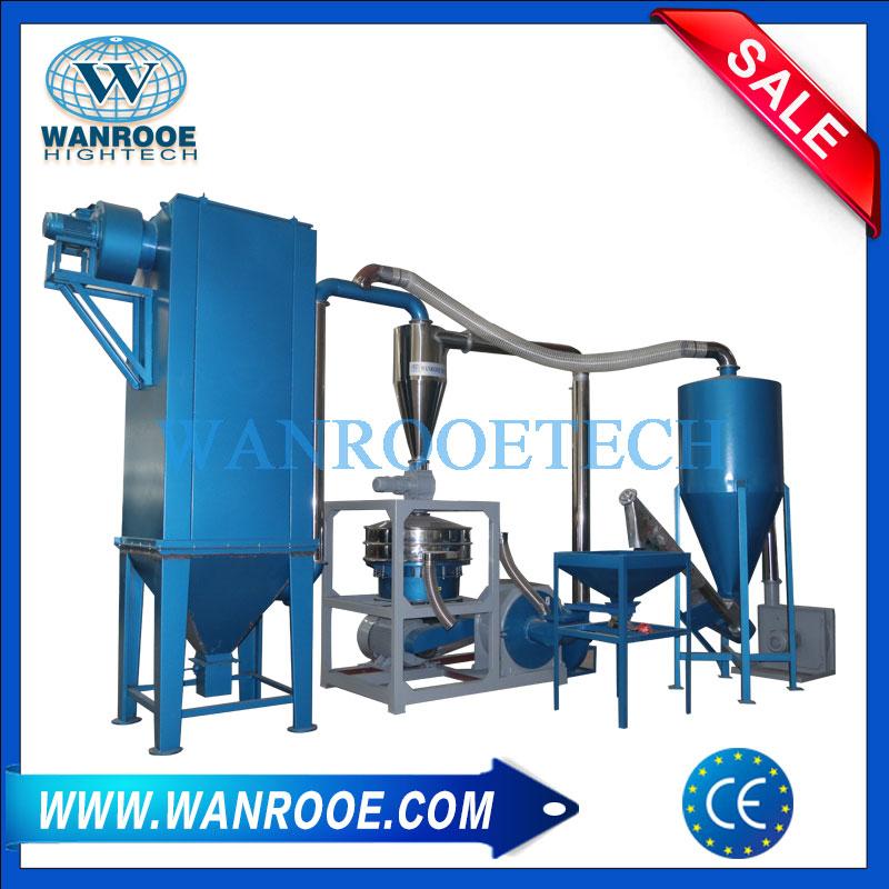 PVC Pipe Pulveriser, PVC Profile Pulveriser, Windows Profile Pulveriser, Pulveriser Machine Price, PVC Recycling Machine