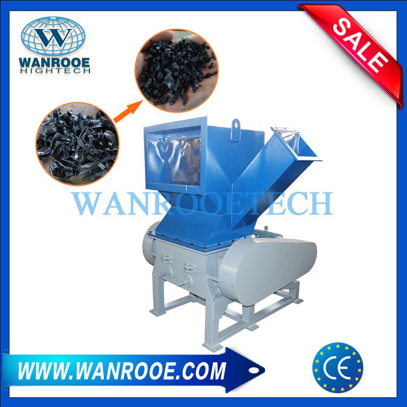 Rubber Crushing Machine, Tire Crushing Machine, Tyre Crushing Machine, Rubber Recycling Machine, Tire Recycling Machine