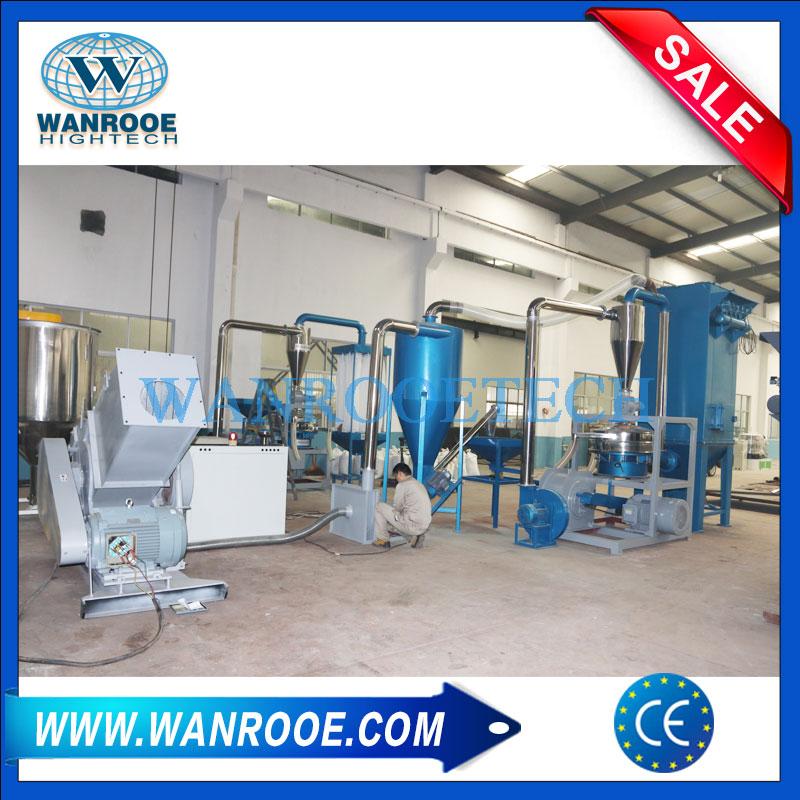 PVC Pulveriser, PVC Pulveriser For Sale, PVC Grinder, PVC Powder Making Machine, PVC Pulverizing Machine