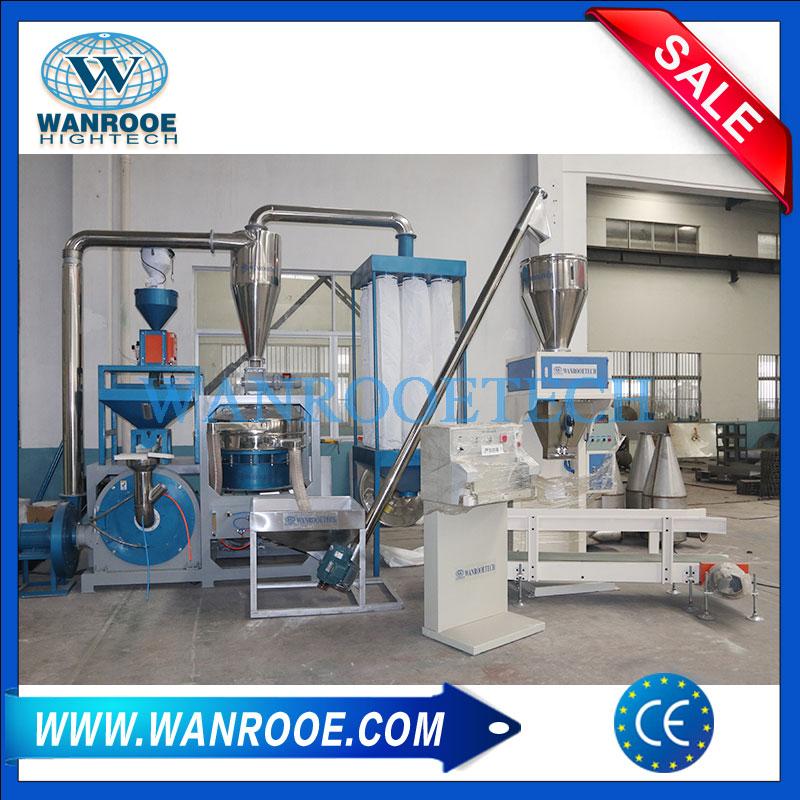 PTFE Pulverizer, PTFE Miller, PTFE Grinder, Poly Tetra Fluoroethylene Pulverizer, Pulverizer Machine For Sale