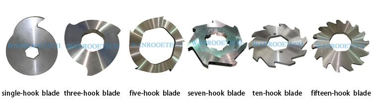 Plastic Shredder Blade, Plastic Shredder Knife, Film Shredder Blade, Double Shaft Shredder Blade, Double Shaft Shredder Knife