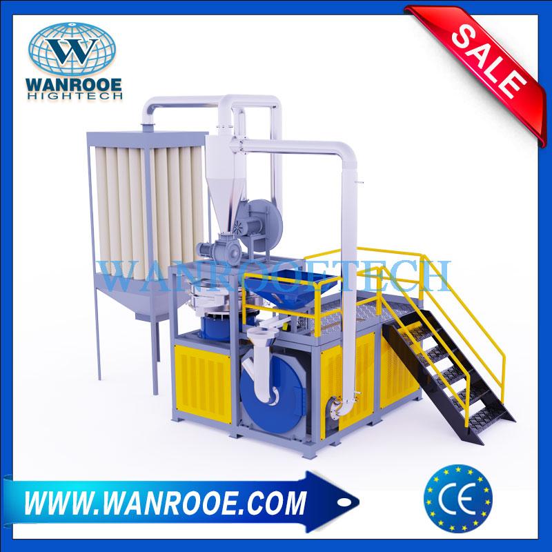 Wood Plastic Powder Making Machine, Wood Plastic Miller, Wood Plastic Pulverizer, PVC Powder Making Machine
