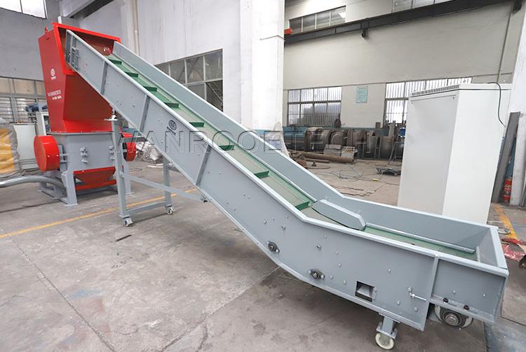 Aluminum Plastic crusher machine