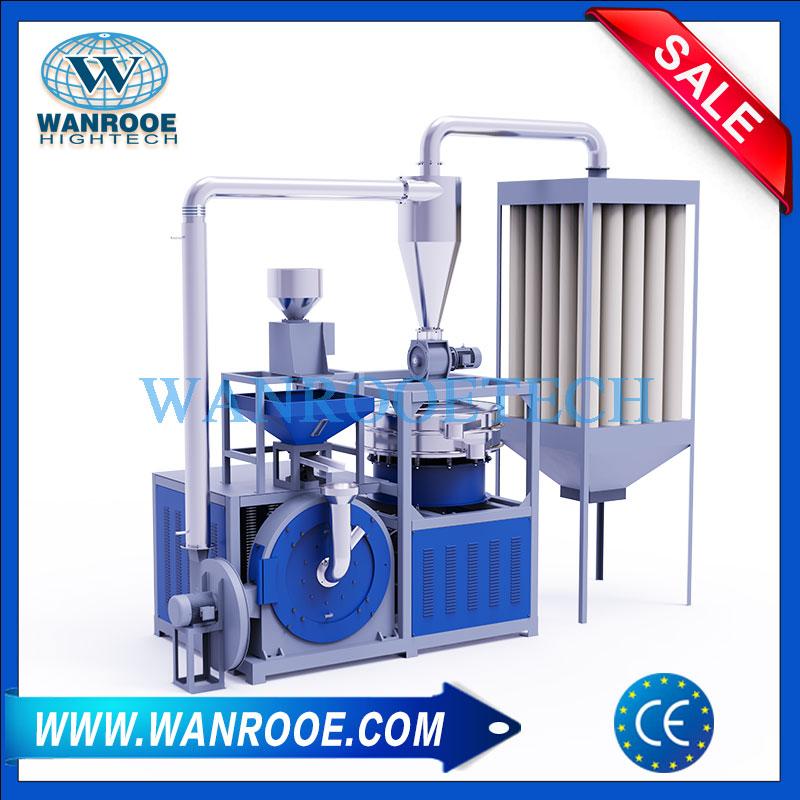ABS Pulverizer, ABS Grinder, ABS Milling Machine, Plastic Pulverizer, Plastic Grinder, Plastic Milling Machine