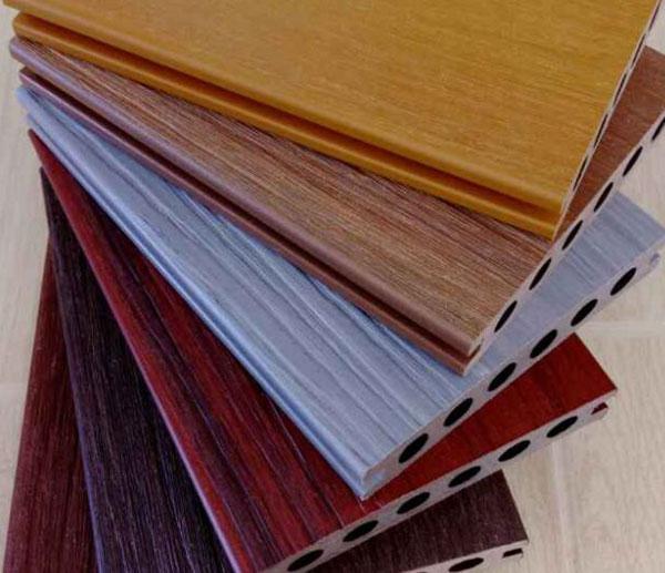 WPC Pulverizer Wood Plastic Composite Plate