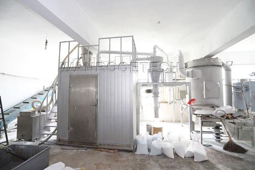 cryogenic plastic pulverizer, cryogenic plastic grinder, cryogenic plastic mill, pulverizer machine, grinder machine