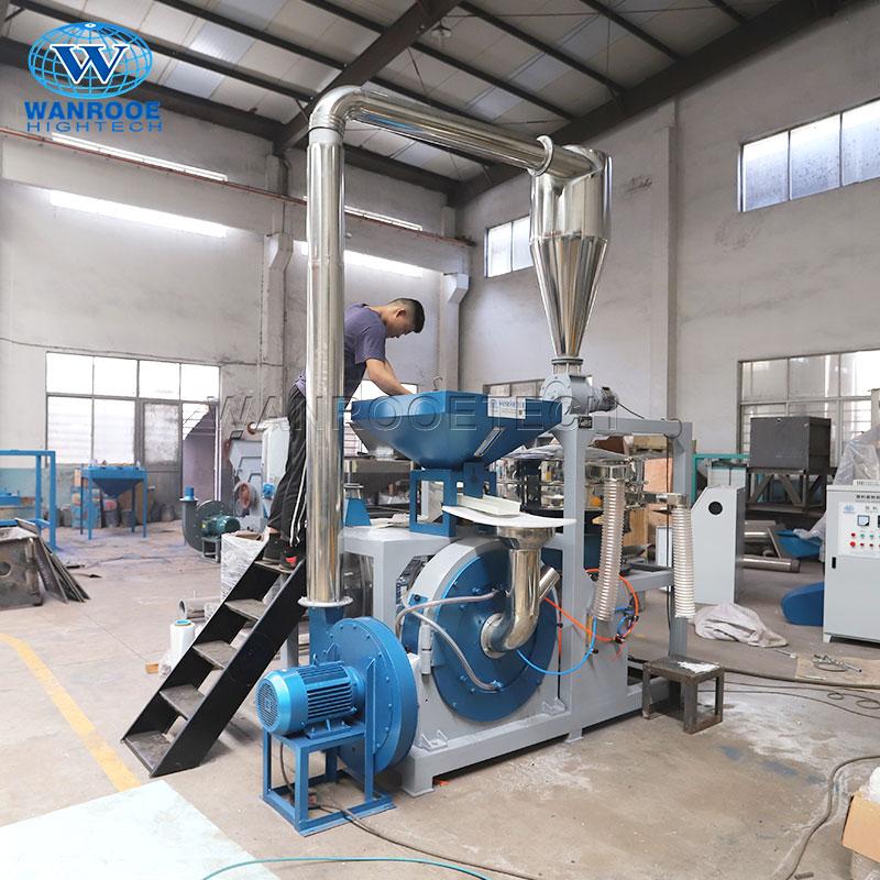 Plastic Pulverizer, Pulverizer Machine, Plastic Mill, Plastic Grinder, Plastic Grinding Machine